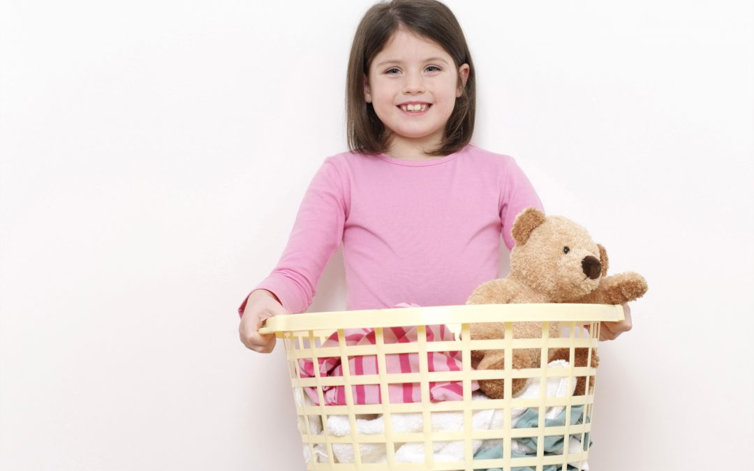 How to Get Children on Board with Keeping the House Tidy